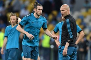 Bale giờ là cái gai trong mắt của Zidane