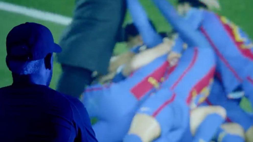 Neymar nhắc lại chiến thắng của Barca trước PSG