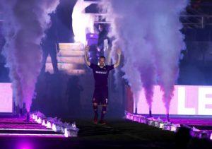 Ribery có màn ra mắt hoành tráng tại Fio