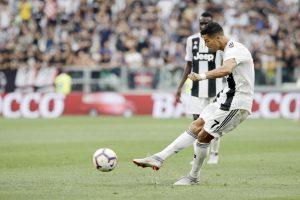 C.Ronadlo có thống kê buồn khi đến nước Ý thi đấu