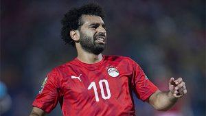Mohamed Salah tức giận vì không được đồng đội tuyển quốc gia bầu chọn